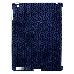 HXG1 BK-MRBL BL-STONE (R) Apple iPad 3/4 Hardshell Case (Compatible with Smart Cover)
