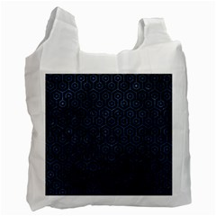 HXG1 BK-MRBL BL-STONE Recycle Bag (Two Side)
