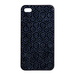 HXG1 BK-MRBL BL-STONE Apple iPhone 4/4s Seamless Case (Black)