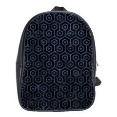 HXG1 BK-MRBL BL-STONE School Bags (XL)