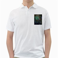 Peacock Jewelery Golf Shirts