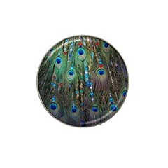 Peacock Jewelery Hat Clip Ball Marker (10 Pack)