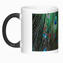 Peacock Jewelery Morph Mugs