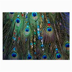 Peacock Jewelery Large Glasses Cloth (2-Side)