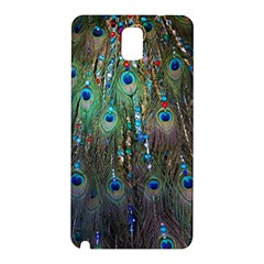 Peacock Jewelery Samsung Galaxy Note 3 N9005 Hardshell Back Case