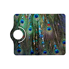 Peacock Jewelery Kindle Fire Hd (2013) Flip 360 Case