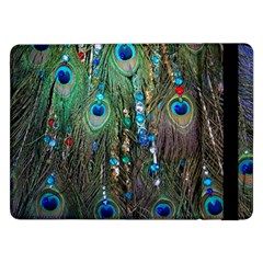 Peacock Jewelery Samsung Galaxy Tab Pro 12.2  Flip Case
