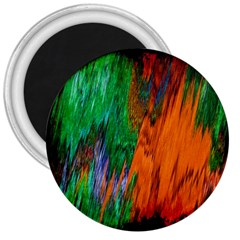 Watercolor Grunge Background 3  Magnets