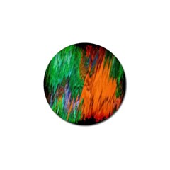 Watercolor Grunge Background Golf Ball Marker (4 Pack)