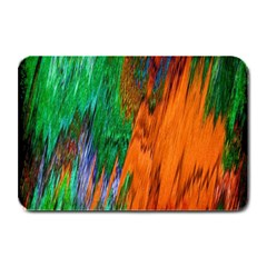 Watercolor Grunge Background Plate Mats