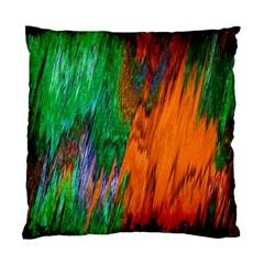 Watercolor Grunge Background Standard Cushion Case (two Sides)