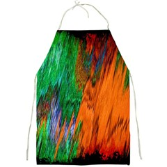 Watercolor Grunge Background Full Print Aprons