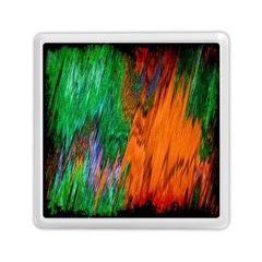 Watercolor Grunge Background Memory Card Reader (square)