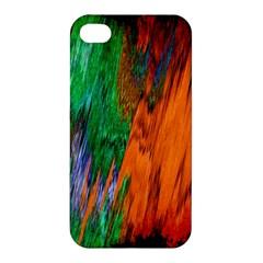 Watercolor Grunge Background Apple iPhone 4/4S Premium Hardshell Case