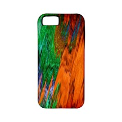 Watercolor Grunge Background Apple iPhone 5 Classic Hardshell Case (PC+Silicone)