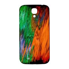 Watercolor Grunge Background Samsung Galaxy S4 I9500/i9505  Hardshell Back Case