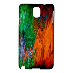 Watercolor Grunge Background Samsung Galaxy Note 3 N9005 Hardshell Case