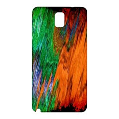 Watercolor Grunge Background Samsung Galaxy Note 3 N9005 Hardshell Back Case