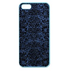 DMS2 BK-MRBL BL-STONE (R) Apple Seamless iPhone 5 Case (Color)