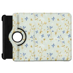 Vintage Hand Drawn Floral Background Kindle Fire HD 7