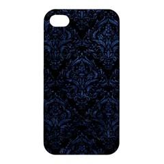 DMS1 BK-MRBL BL-STONE Apple iPhone 4/4S Premium Hardshell Case