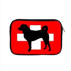 Appenzeller Sennenhund Silo Switzerland Flag Apple MacBook Pro 15  Zipper Case