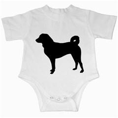 Appenzeller Sennenhund Silo Infant Creepers