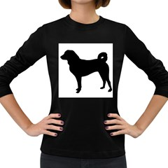 Appenzeller Sennenhund Silo Women s Long Sleeve Dark T-Shirts