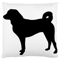 Appenzeller Sennenhund Silo Standard Flano Cushion Case (One Side)