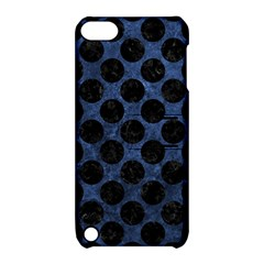 CIR2 BK-MRBL BL-STONE (R) Apple iPod Touch 5 Hardshell Case with Stand