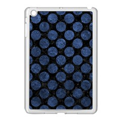 CIR2 BK-MRBL BL-STONE Apple iPad Mini Case (White)