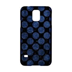 CIR2 BK-MRBL BL-STONE Samsung Galaxy S5 Hardshell Case