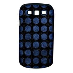 CIR1 BK-MRBL BL-STONE Samsung Galaxy S III Classic Hardshell Case (PC+Silicone)