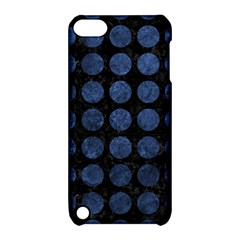 CIR1 BK-MRBL BL-STONE Apple iPod Touch 5 Hardshell Case with Stand