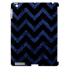 CHV9 BK-MRBL BL-STONE Apple iPad 3/4 Hardshell Case (Compatible with Smart Cover)