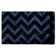 CHV9 BK-MRBL BL-STONE Apple iPad 2 Flip Case