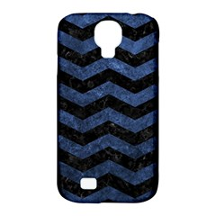 CHV3 BK-MRBL BL-STONE Samsung Galaxy S4 Classic Hardshell Case (PC+Silicone)