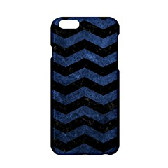 CHV3 BK-MRBL BL-STONE Apple iPhone 6/6S Hardshell Case