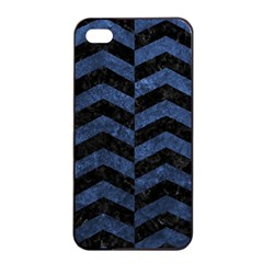 CHV2 BK-MRBL BL-STONE Apple iPhone 4/4s Seamless Case (Black)