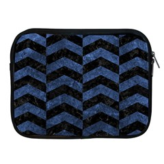 CHV2 BK-MRBL BL-STONE Apple iPad 2/3/4 Zipper Cases