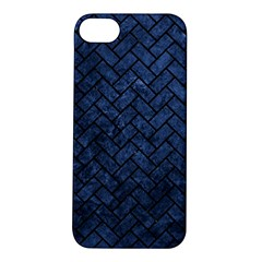 BRK2 BK-MRBL BL-STONE (R) Apple iPhone 5S/ SE Hardshell Case