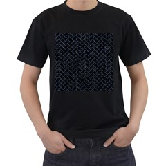 BRK2 BK-MRBL BL-STONE Men s T-Shirt (Black)
