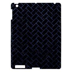BRK2 BK-MRBL BL-STONE Apple iPad 3/4 Hardshell Case