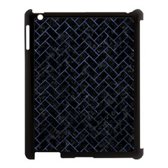 BRK2 BK-MRBL BL-STONE Apple iPad 3/4 Case (Black)
