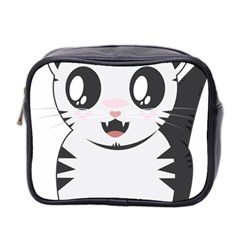 Meow Mini Toiletries Bag 2-Side
