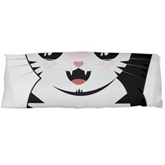 Meow Body Pillow Case Dakimakura (Two Sides)