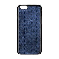 BRK1 BK-MRBL BL-STONE (R) Apple iPhone 6/6S Black Enamel Case