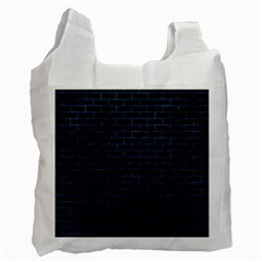 BRK1 BK-MRBL BL-STONE Recycle Bag (One Side)