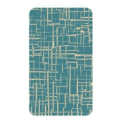 Hand Drawn Lines Background In Vintage Style Memory Card Reader
