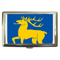 Coat of Arms of Aland Cigarette Money Cases